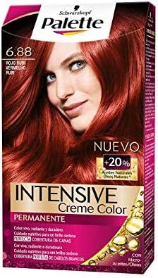 Palette Intense Color Cream Coloración Permanente, Tono ...