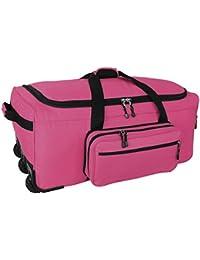 Luggage 33 INCH Wheeled Mini Soft Trunk