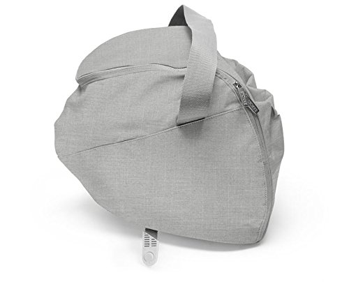 StokkeXplory Shopping Bag, Grey Melange by Stokke