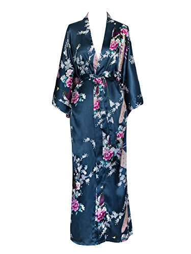 French Floral Robe - 3
