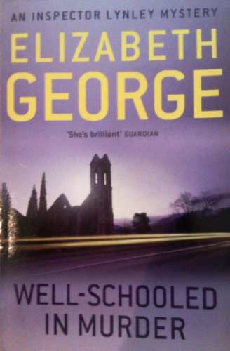 Book cover for Well-Schooled in Murder
