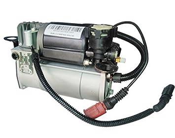GOWE compresor de aire para 2004 - 2013 A8 Quattro (D3/4E) D12 Suspensión Neumática Compresor De Aire Bomba de suspensión para alimentación dispositivo aire ...