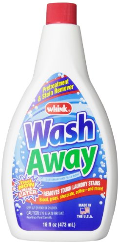 Price comparison product image Whink Wash Away Stain Remover,  16 Fl Oz,  (Pack of 3)