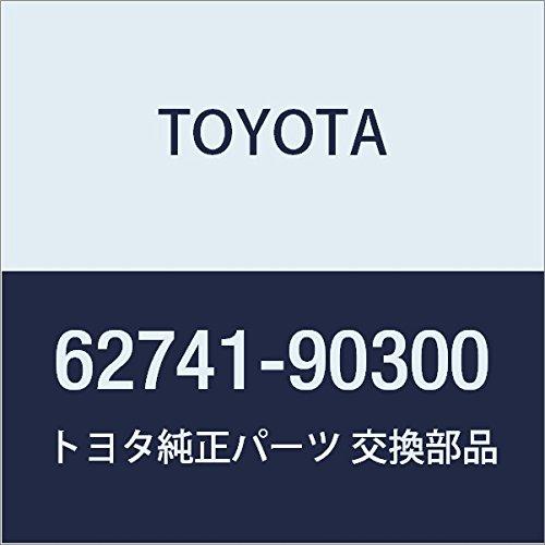 TOYOTA Genuine 62741-90300 Window Weatherstrip