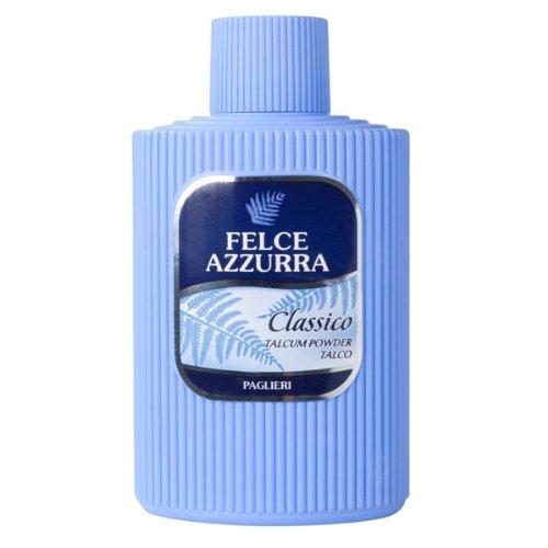Paglieri Felce Azzurra Body Powder Talcum Bottle Fresh 150gr