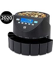 ZZap CS20+ - Contador de monedas automático
