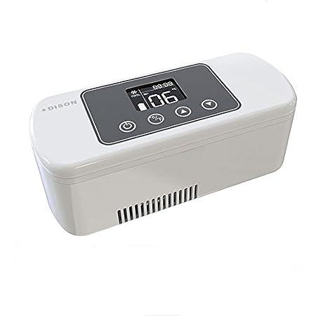 CGOLDENWALL Refrigerador de Medicamentos Ultra Silencioso Nevera ...