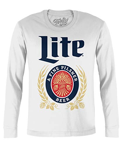 lite beer shirt - 7