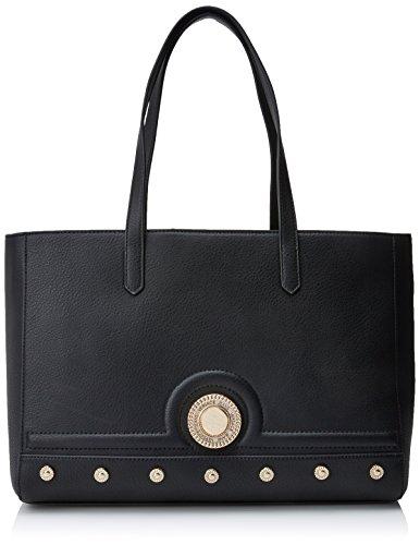 Versace Jeans Ee1vrbbl6 E70037, Borsa a Mano Donna, Nero, 14x25x39 cm (W x H x L)
