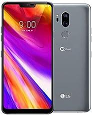 LG G7 ThinQ 6.1in LM-G710TM TMobile 64GB Android Smartphone (Renewed) (Platinum Gray)