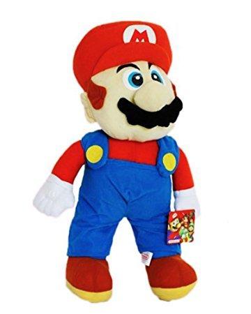 Gran peluche Mario 50 cm Nintendo Mario Bros