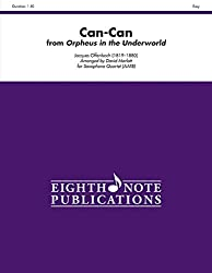 Can-Can (from Orpheus in the Underworld): Score & Parts (Eighth Note Publications)