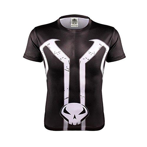 SCOCICI Designs Men's Sprort Short Sleeve T-Shirts