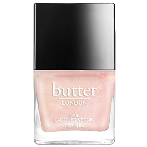 butter LONDON Splash Out Nail Overcoat, Sheer Warm Sparkle, 0.4 fl oz (La Splash Nail Polish)