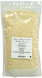 Whole Spice Organic Minced Garlic, 1 Pound