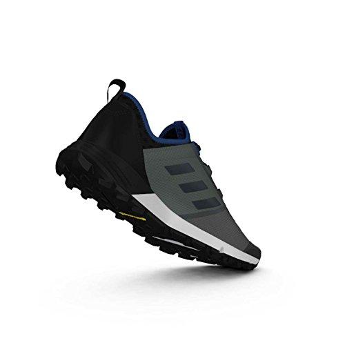 adidas Terrex Agravic Speed, Botas de Montaña para Hombre Gris (Grigio Grivis/grivis/azubas)