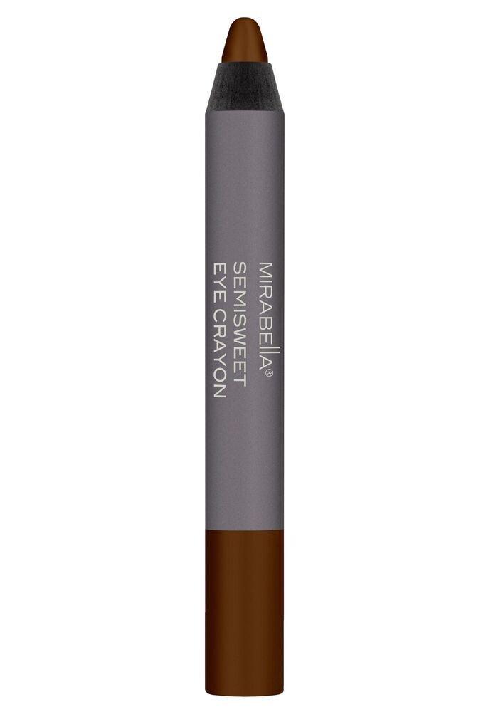 Mirabella Talc-Free Eye Crayon - Semisweet, 2.2g/0.08oz