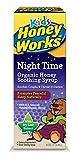 Honeyworks Kid's Night Time, Blue, 4 Fluid Ounce