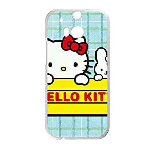 EROYI Hello kitty Phone Case for HTC One M8 case