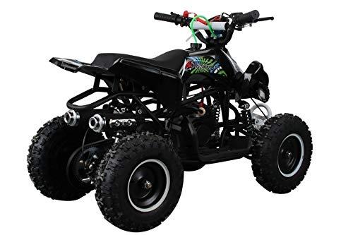 Hawkmoto 49cc Street Ninja Kids Mini Off-Road Petrol Quad ...