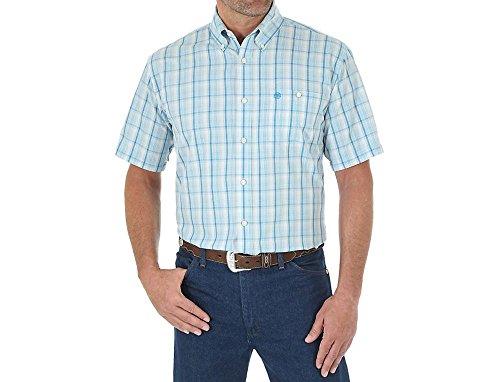 Wrangler Classic Long Sleeve Shirt (White) - 4