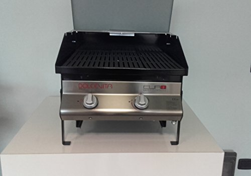 buy online d3ccc 9ac09 Dolcevita BBQ Barbecue a Gas with Integrated Safety Valve ...