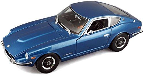 1971 Datsun 240Z 1/18 Maisto Marrom