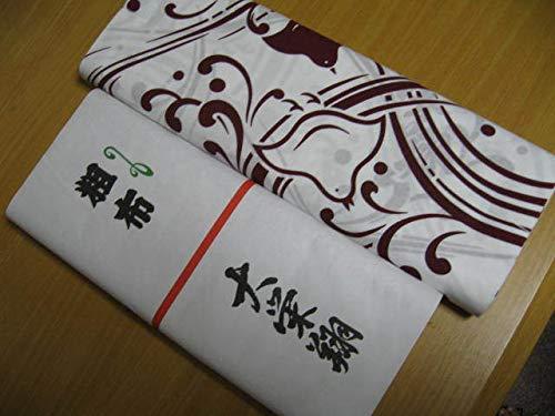 大栄翔 浜千鳥 相撲 浴衣 反物 生地 粗布   B07T3JQ52R