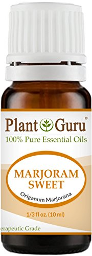 Marjoram Sweet Essential Oil 10 ml 100% Pure Undiluted Thera