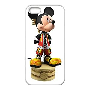 iPhone 5 5s Cell Phone Case White Mickey Mouse 032 KP2198900