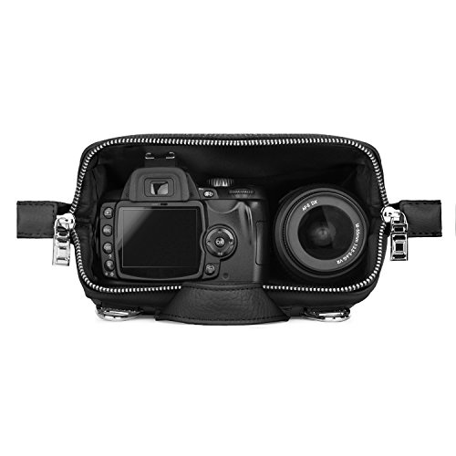 Bag Women Camera Shoulder HD Sony and Cbyer Fits Handycam Alpha VIdeo Black shot Recording Camcorder aq5xwqdr