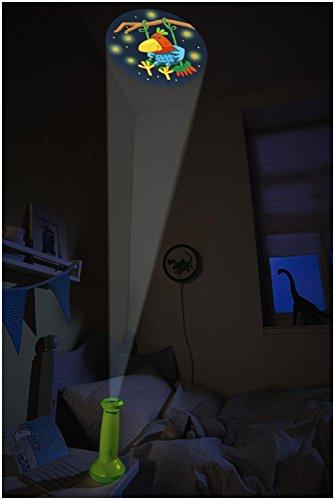Haba Flashlight Image Projector Lantern