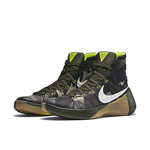 Nike Herren Hyperdunk 2015 Basketballschuh Ladung Khaki / Segel / Sequoia