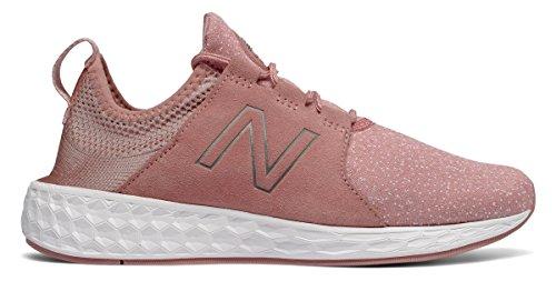 メロディアス乗って専門知識(ニューバランス) New Balance 靴?シューズ レディースライフスタイル Fresh Foam Cruz Dusted Peach ピーチ US 7.5 (24.5cm)