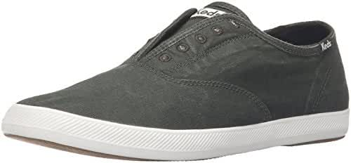 Keds Men's Chillax Washed Laceless Slip-On Sneaker