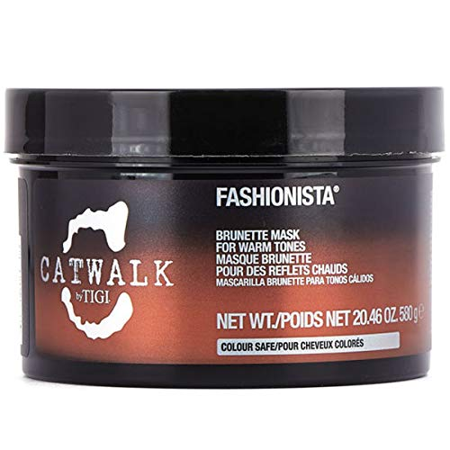 Catwalk Tigi Fashionista Brunette Mask, 20.46 Ounce