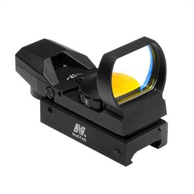 Red Dot Reflex Sight, Black Ncstar D4b