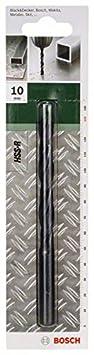 Bosch 2609255003 Set de 2 Forets à métaux laminés HSS-R DIN 338 Longueur 57 mm Diamètre 2, 5 mm