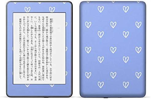 igsticker kindle paperwhite 第4世代 専用スキンシール キンドル ペーパーホワイト タブレット 電子書籍 裏表2枚セット カバー 保護 フィルム ステッカー 050418
