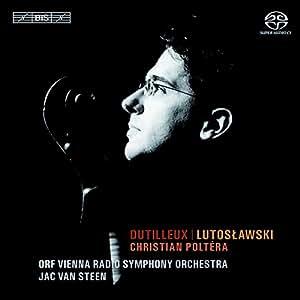 Dutilleux - Lutoslawski : Concertos pour violoncelle