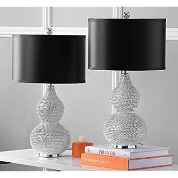 Amazon Com Safavieh Lighting Collection Helen Silver