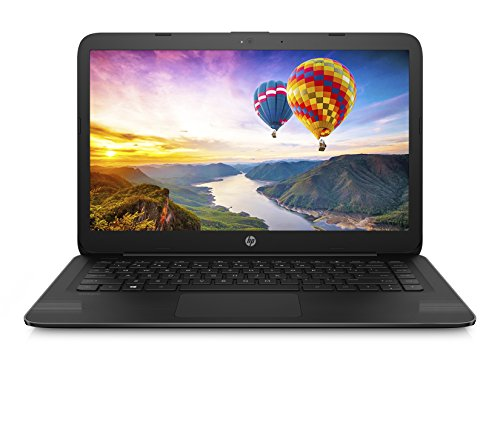 2018 Newest HP 14″ Flagship Laptop PC – Intel Dual Core up to 2.48GHz, 4GB RAM, 32GB eMMC, Free 1-yr Office 365, 1TB OneDrive Cloud, DTS Studio, WLAN, HDMI, Webcam, USB 3.0, Windows 10