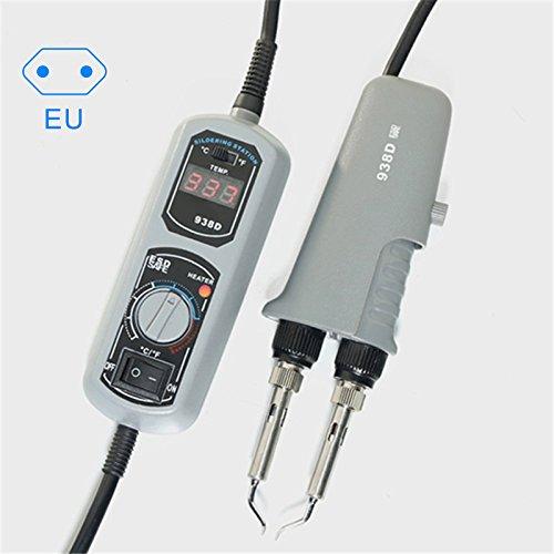 Rokoo Mini station de soudure chaude portative de brucelles de 110V / 220V pour la ré paration de BGA SMD 1tb2cg5mc5yb0pf6D01
