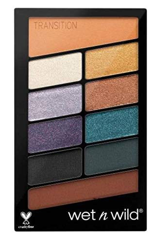 Wet N Wild Color Icon Eyeshadow 10 Pan Palette ~ Cosmic Collision