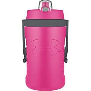 Under Armour 64 Ounce Foam Insulated Hydration Bottle, Rebel Pink