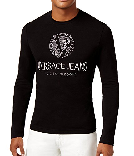 Versace Jeans Graphic Long Sleeve T Shirt product image