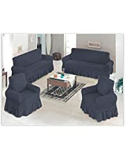 Sofa turkish cover set, elastic, 4 pcs
