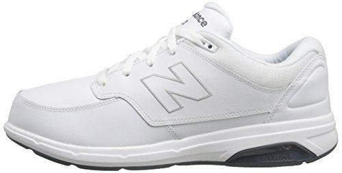 Walking White US 5 Shoe MW813 2E 9 New Balance Men's wt67H7Aq