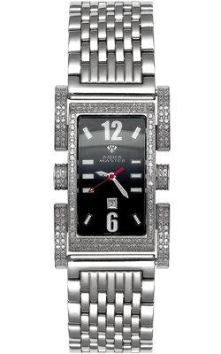 Aqua Master Ladies' Flex Bicycle Diamond Watch, 2.75 ctw by Aqua Master