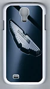 Aston Martin Case for Samsung Galaxy S4 I9500 - Carrying Case - White